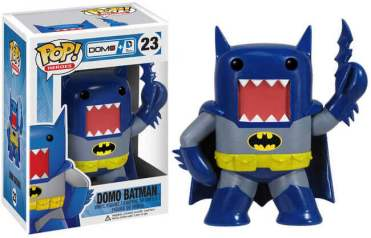 Domo Batman Funko Pop