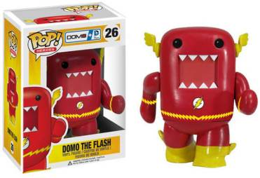 Domo Flash Funko Pop