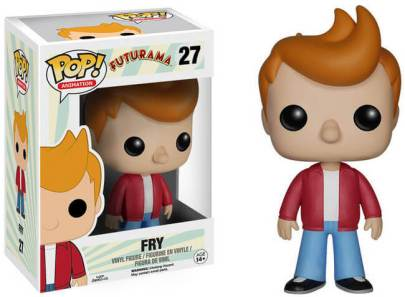 Fry Funko Pop Futurama