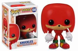 Knuckles Funko Pop Sonic the Hedgehog