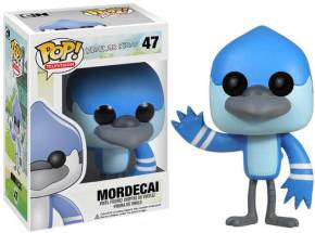 Mordecai Funko Pop Regular Show