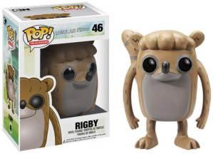 Rigby Funko Pop Regular Show