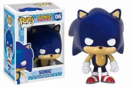 Sonic the Hedgehog Funko Pop Sega