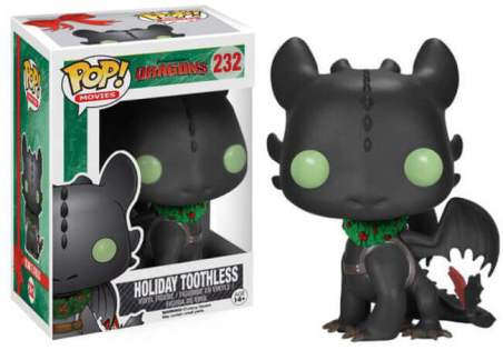 Toothless Funko Pop How To Train Your Dragon