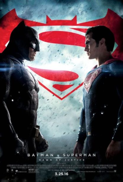 Batman v Superman: Dawn of Justice 2016 Ben Affleck Henry Cavill Zack Snyder