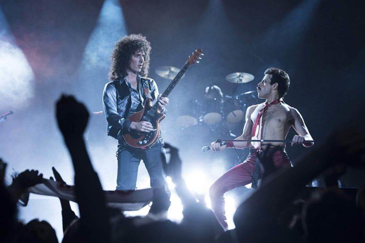 Bohemian Rhapsody 2018 Rami Malek dir. Bryan Singer