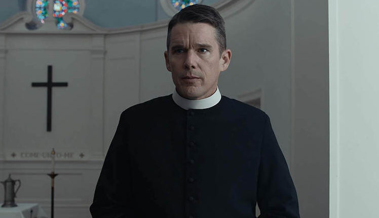 first reformed ethan hawke paul schrader