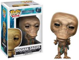 Doghan Dagus Funko Pop Valerian and the City of a Thousand Planets