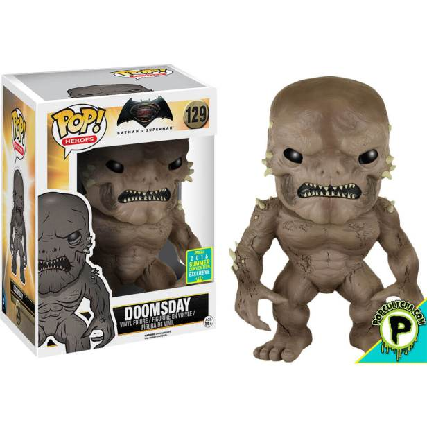 Doomsday Funko Pop figurine Batman v Superman: Dawn of Justice