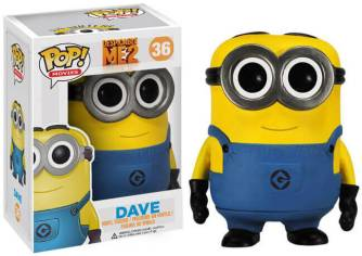 Dave Funko Pop Minion Despicable Me