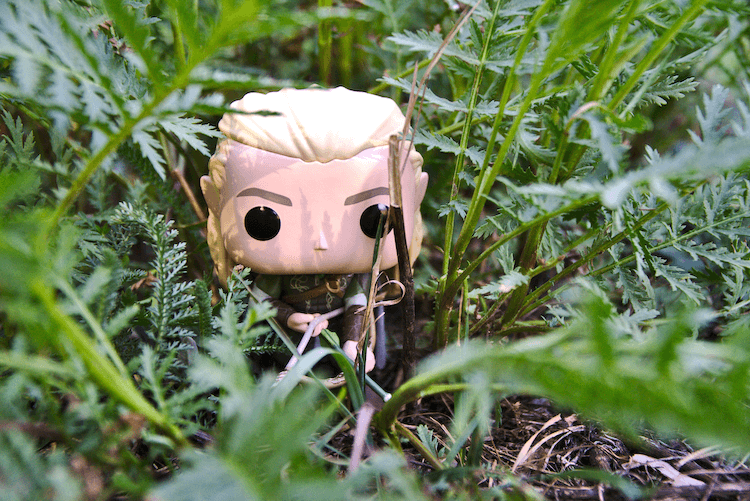 Legolas Funko Pop Lord of the Rings Tolkien