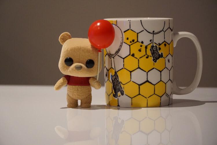 Winnie The Pooh Funko Pop Christopher Robin