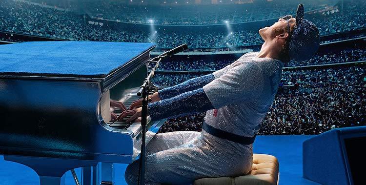 Rocketman - Elton John biopic starring Taron Egerton