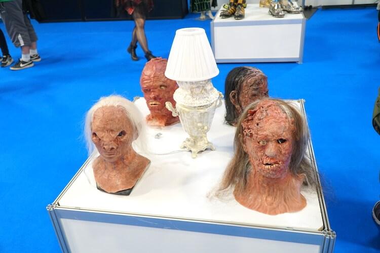 Warsaw Comic Con: Make-Ups
