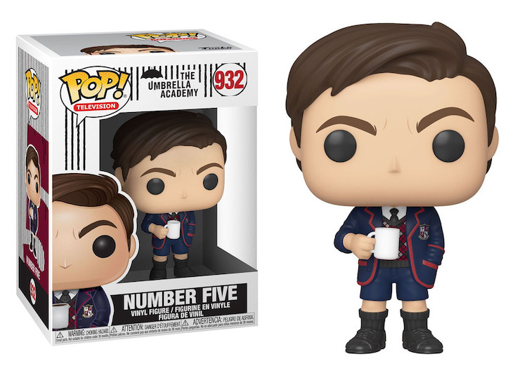 Number Five Funko Pop