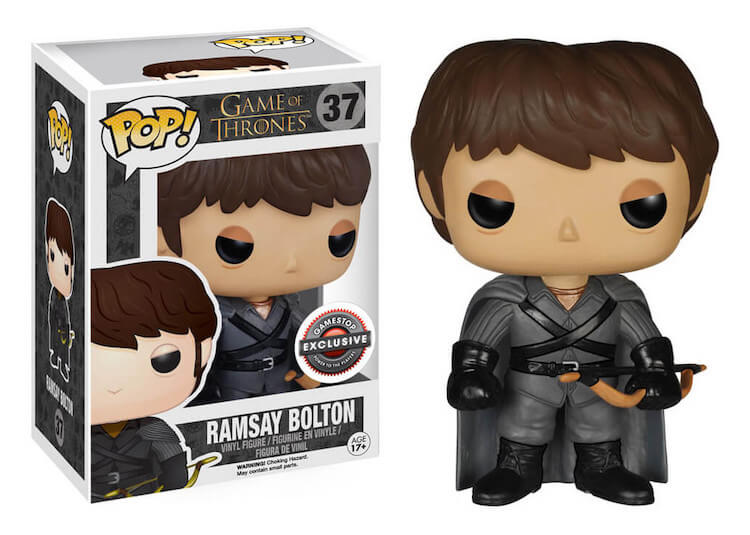 Ramsay Bolton Funko Pop Gamestop Exclusive