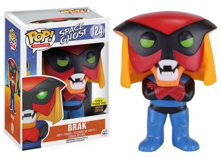 Brak Funko Pop Toy Tokyo Exclusive
