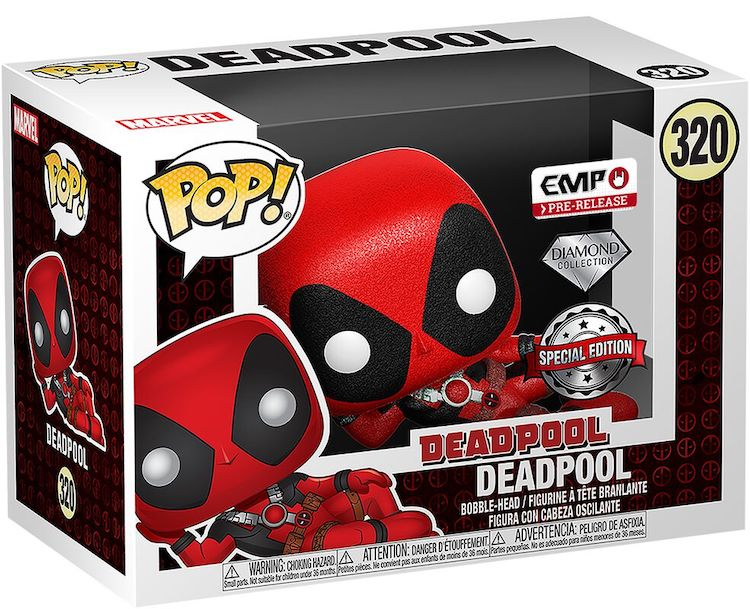 Deadpool Funko Pop Diamond