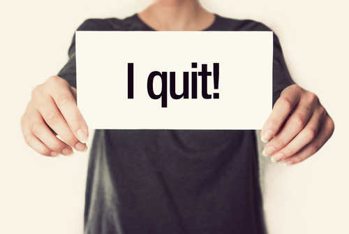 What To Do When You Would Rather Quit Than Fail