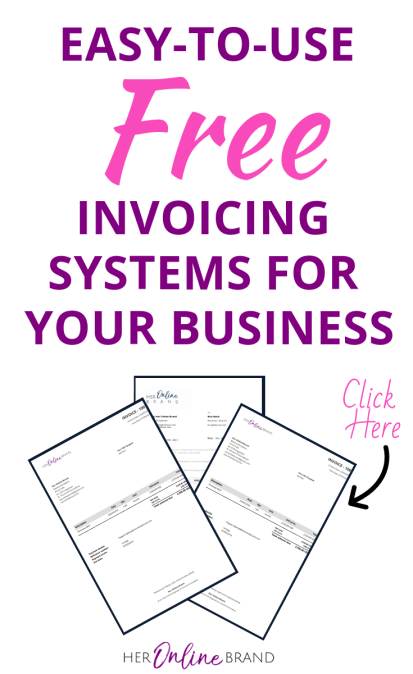 How To Create And Send Invoices Online For Free