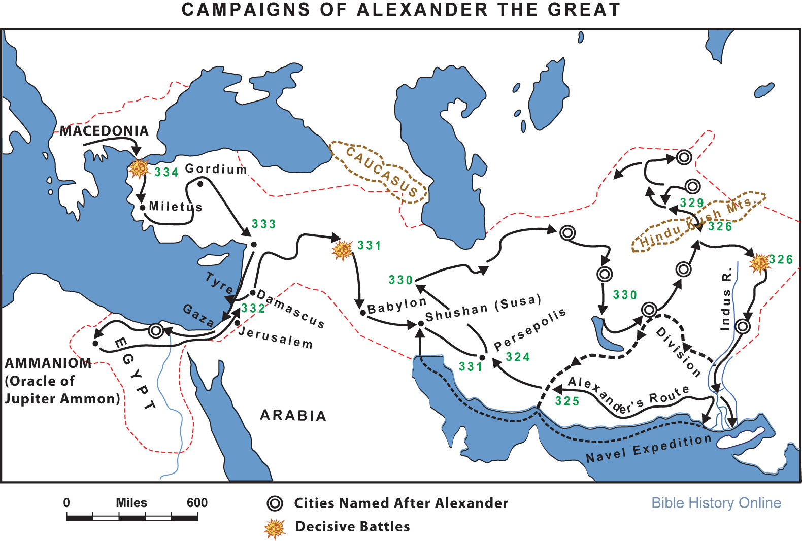 Alexander The Great Hero Or Villian