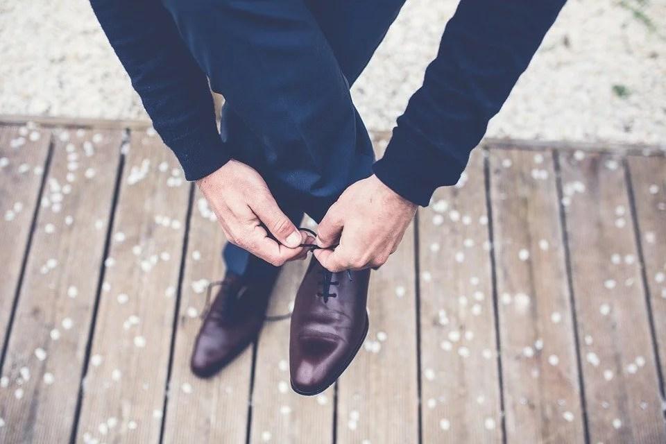 Chaussures d'hiver pour homme