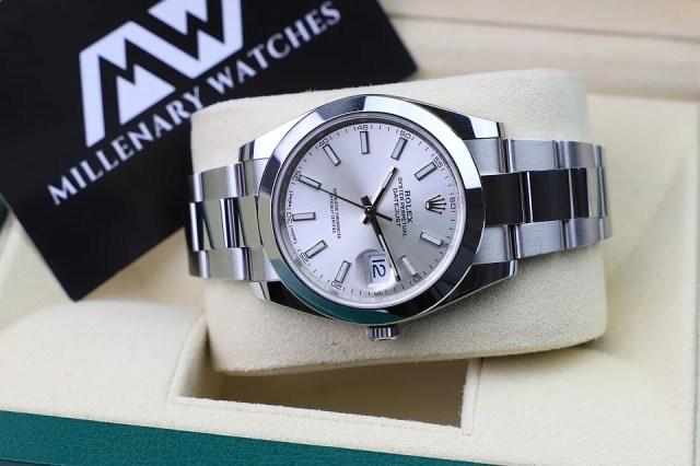 Montre Rolex pour homme, le luxe abordable