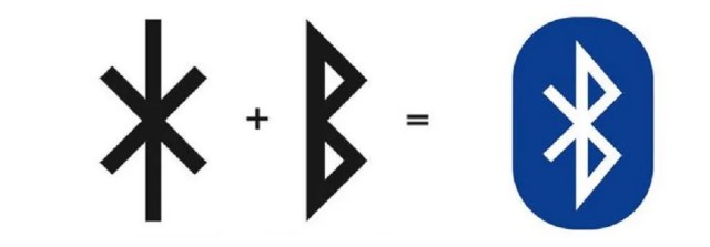 Bluetooth, la naissance d'un logo