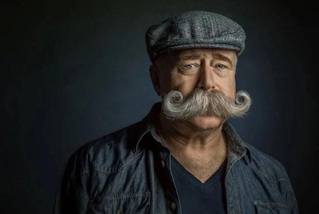 Petite ou imposante, une moustache s'entretient au quotidien