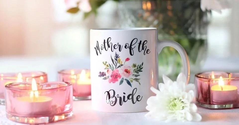 Un mug personnalisé même pour belle-maman