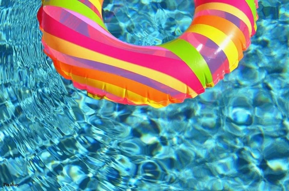 La piscine gonflable, l'atout bonheur de la maison