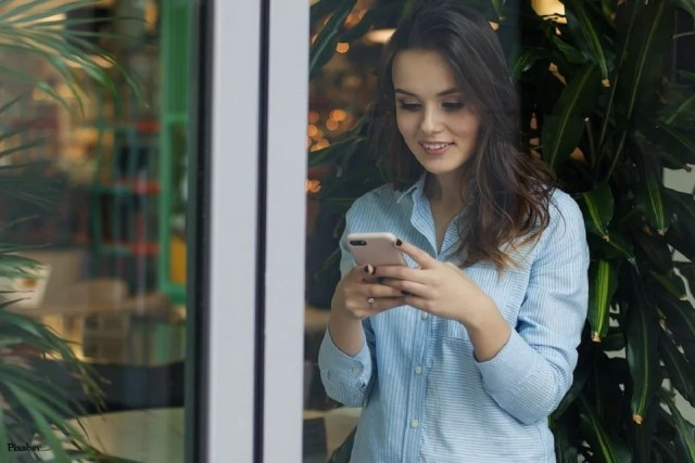 Reevoir un SMS anonyme, ça peut être sympa