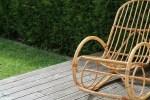 Le rocking chair, une pause détente obligatoire en fauteuil à bascule