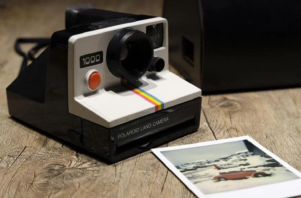 Le retour du Polaroid