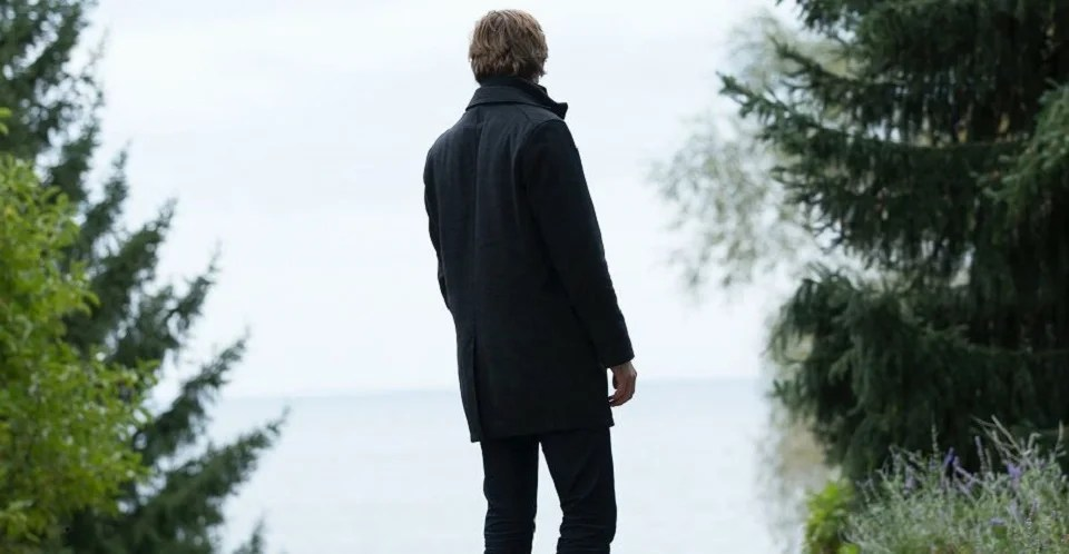 Le cover coat, un manteau long pour homme stylé
