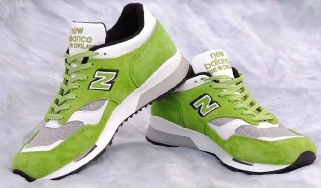 sneakers vertes homme