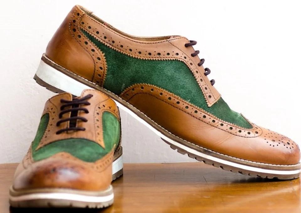 Les spectators shoes, les chaussures bicolores pour homme à découvrir