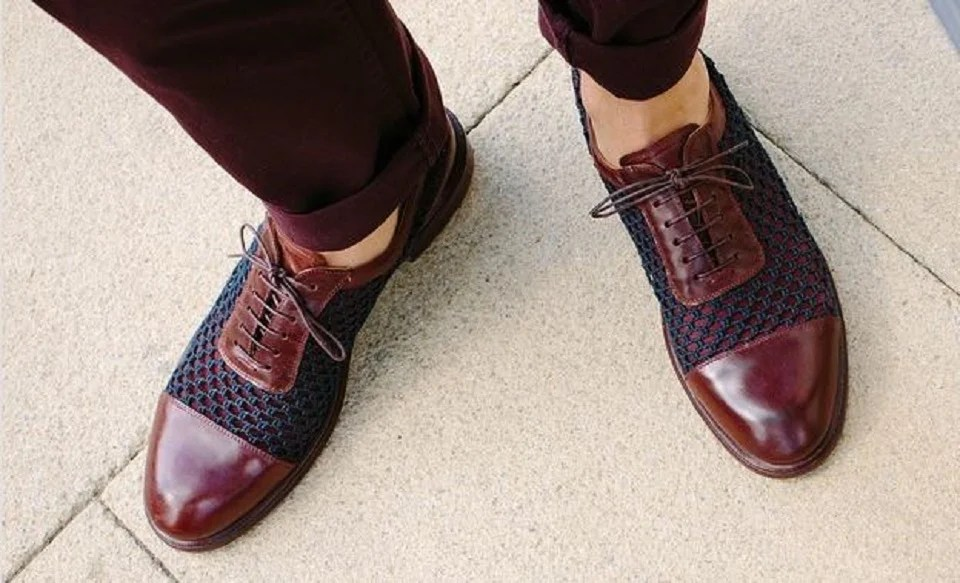 chaussures invisible homme ou comment petre stylé en mode No Socks