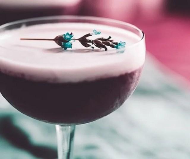 Zéro alcool pour ce cocktail à la lavande Made in Provence