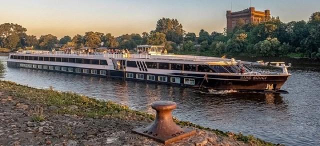 La sans souci, une embarcation fluviale célèbre