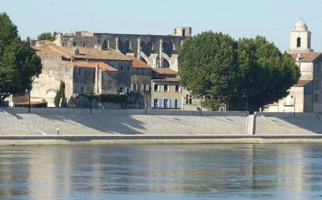Arles, une halte appréciée des croisiéristes fluviaux