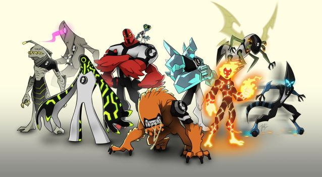 Top 50 facts about ben 10 which you need to know voltagebd Image collections