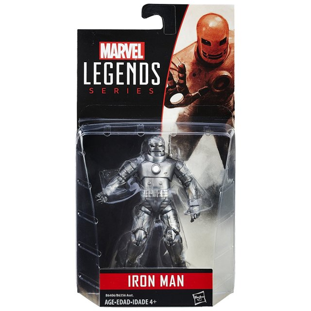 Iron Man Marvel Legends