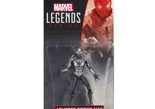 Spider-Man Marvel Legends 3.75'' line in Packing box
