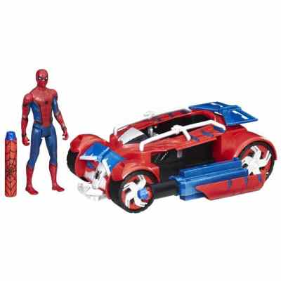 Spider Racer Vehicle Top 5 Marvel's Spider-Man: Homecoming Toys