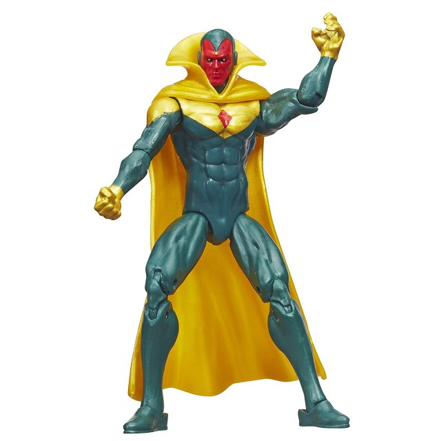 Vision Marvel Legends Action Figure