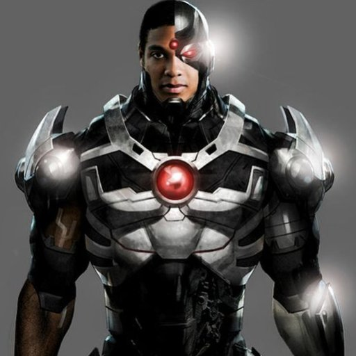 Victor Stone as Cyborg in Justice League 2017