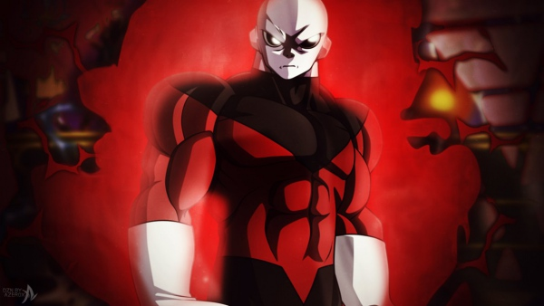 Jiren strongest warrior from Universe 11