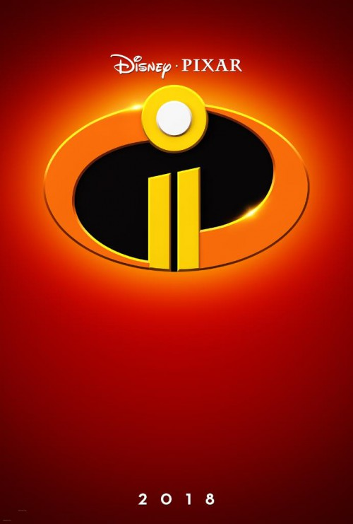 The Incredibles 2 Official poster