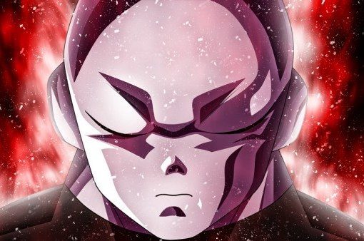 Universe 11 Jiren doing meditation